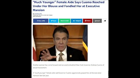 Governor Cuomo, 6th to Accuse, New Hampshire Vote Audit Yes, Border Line Border Crisis