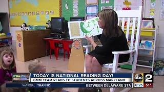 National Reading Day - Video