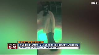 $50,000 reward being offered in Longboat Key murder case - Video