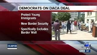 Schumer, Pelosi: Deal reached with Trump to protect Dreamers, but White House pushes back