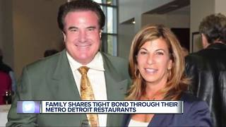 Family shares tight bond through their metro Detroit restaurants - Video