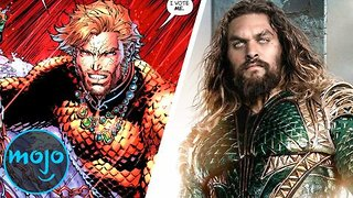 Top 10 Things You Didn't Know About the Aquaman Movie - Video
