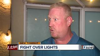 Summerlin residents want string lights - Video