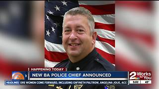 Broken Arrow announces new Police Chief - Video