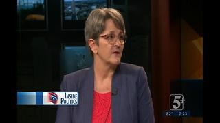 Inside Politics: Carol Brown Andrews P.3 - Video