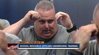 Hillsborough County Schools training SRO's ahead of new school year - Video