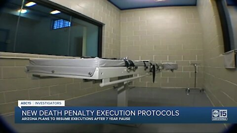 Lawyer for Arizona death row inmates expresses concerns over lethal injection drugs