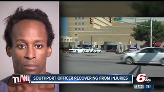 CALL 6: Off-duty Southport officer fires shots at car after being struck, 2 arrested - Video