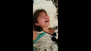 Camila Cabello superfan wakes up from surgery crying because Cabello isn't there - Video