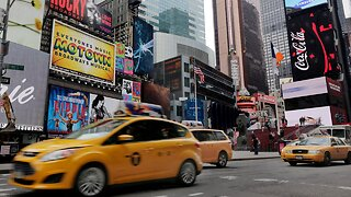 New York Man Charged In Plot to Attack Times Square