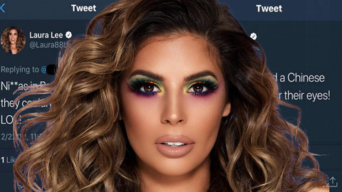 Laura Lee APOLOGIZES For Racist Tweet!