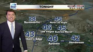 13 First Alert Weather for December 12 2017 - Video