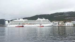 Officials Investigating After Norwegian Cruise Ship Evacuation