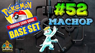 Pokemon Base Set #52 Machop | Card Vault
