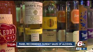 Indiana Sunday alcohol sales could be on the way - Video