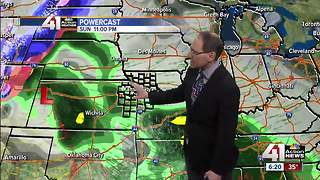 Jeff Penner Saturday Morning Forecast Update 3 17 18 - Video