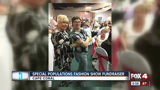 Special Pops fashion show raises funds - Video