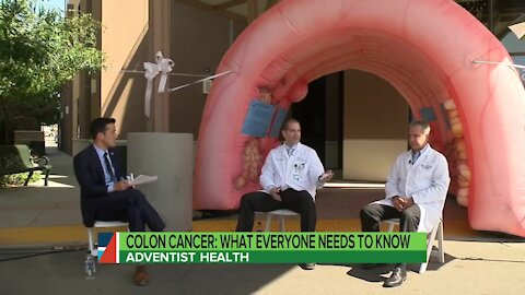 Wellness Connection: Colon Cancer; what everyone needs to know