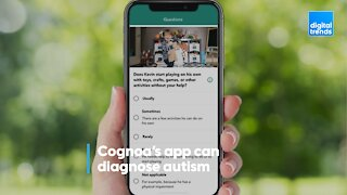 Cognoa's app can diagnose autism