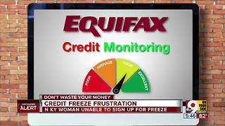 Tips on avoiding Equifax credit freeze frustration - Video