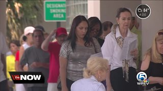 Strong early voting turnout in Martin County