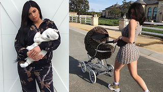 Kylie Jenner SCARED Baby Stormi Will Be KIDNAPPED! - Video