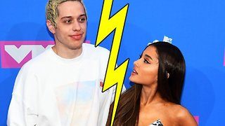 Ariana Grande & Pete Davidson Breakup Because Of Mac MIller