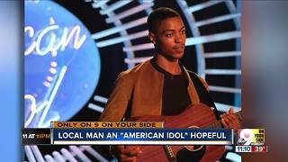 West Chester Township man hopes for American Idol fame - Video