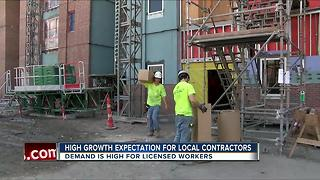 Tampa Bay area contractors want to hire in 2017 - Video