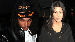Luka Sabbat Breaks Silence On Kourtney Kardashian Relationship