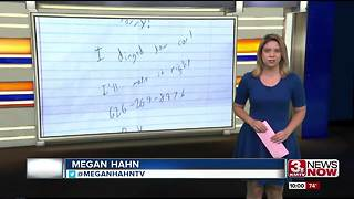 Papillion neighbors warn of car note scam - Video
