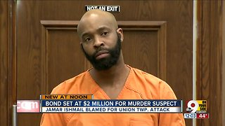 Bond set at $2 million for homicide suspect