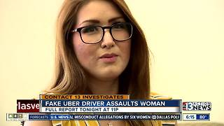 Preview: Rideshare Nightmare story on 13 Action News
