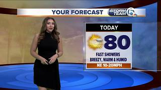 South Florida mid-morning forecast (12/1/17) - Video