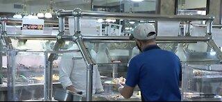 Buffets encouraged by loosening restrictions