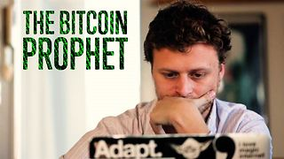 Making millions: the Bitcoin prophet - Video