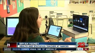 Garces High School distance learning