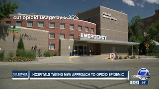 Local hospital takes new approach to battle opioid epidemic - Video