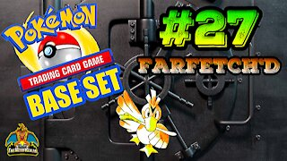 Pokemon Base Set #27 Farfetch'd | Card Vault