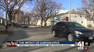 After stock market plummets, coronavirus fears could also impact housing market