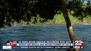 2017 marks one of the deadliest years in Kern River history - Video
