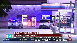 Deputies Search for 7-Eleven robber - Video