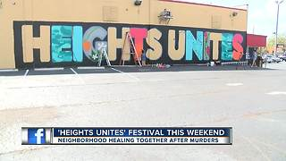 'Heights Unites' Festival to celebrate Seminole Heights neighborhood, remember homicide victims - Video