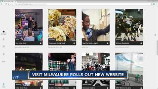 VisitMilwaukee rolls out new website - Video