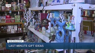 List of last-minute gifts you can grab up until Christmas Eve in metro Detroit