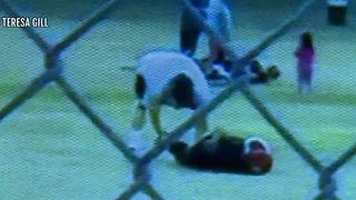 Mom says youth football coach went too far with disciplinary drill - FB - Video