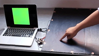 This Spray Can Turn Anything Into a Touchscreen - Video