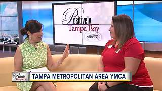 Positively Tampa Bay: Free Swimming Lessons - Video