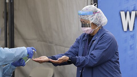 Health Care Workers Demand More Personal Protective Equipment