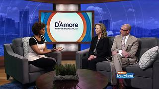 D'Amore Personal Injury Law- April 19 - Video